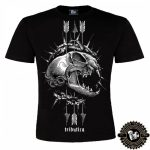 Death Cat Unisex Shirt by Tributica das Streetwearlabel