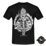 Godless Qualitativ hochwertiges und bequemes Gothic T-Shirt